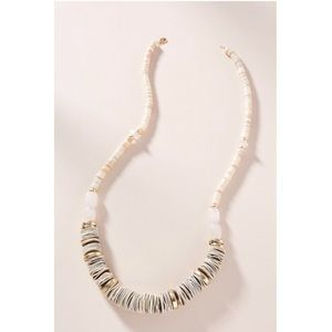 Anthropologie Stacked Persephone Necklace NWT